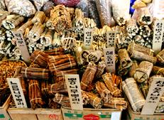 様々な韓方薬材