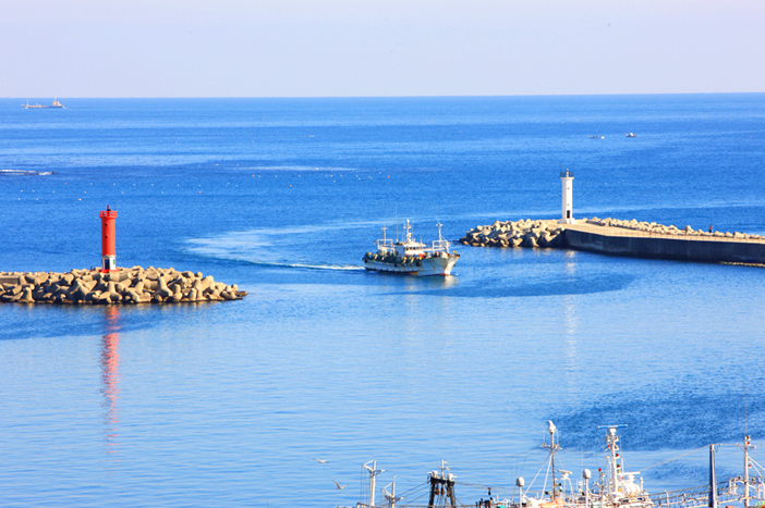 Hafen Guryongpo