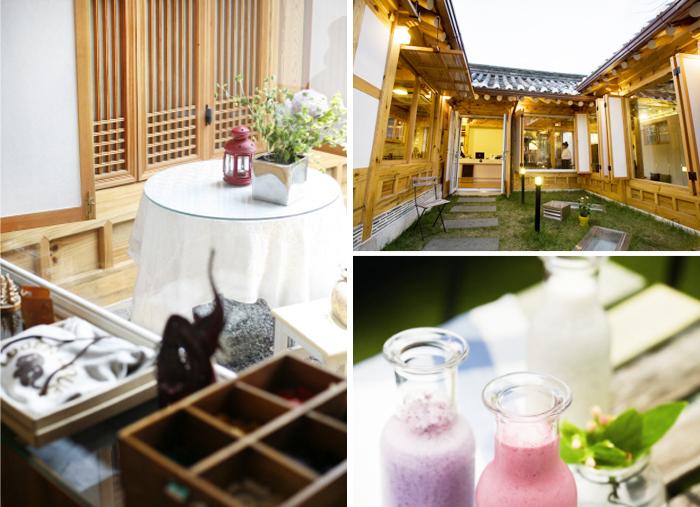 照片) 咖啡厅ln的风景及饮料 (咖啡厅ln提供)