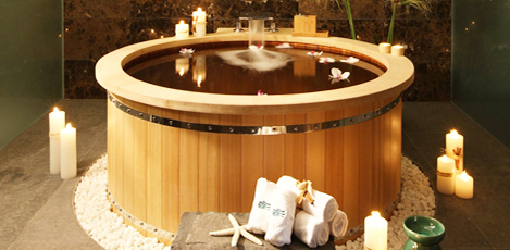 Luxurious Winter at Korea's Spas & Hot Springs