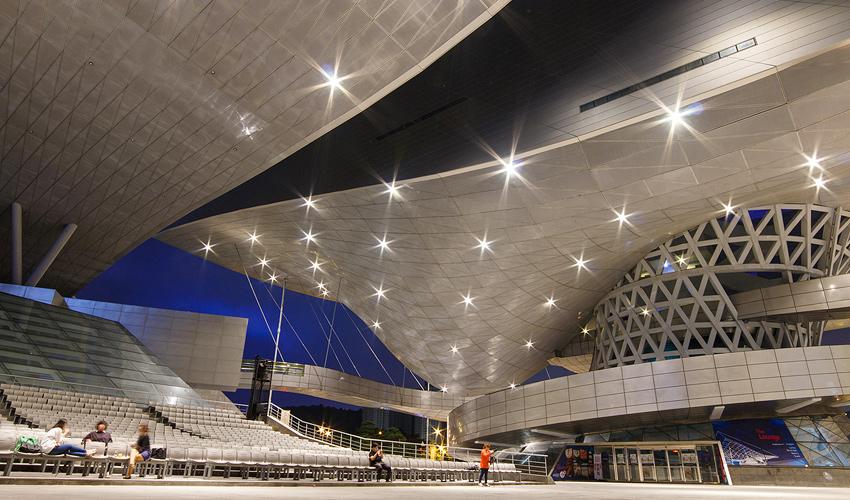 舉辦釜山國際電影節的電影殿堂