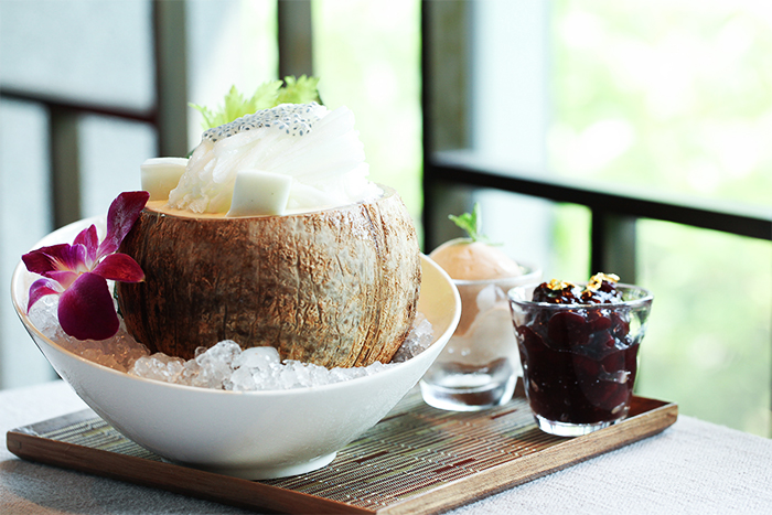 Coconut Bingsu (Credit: Banyantree Club)