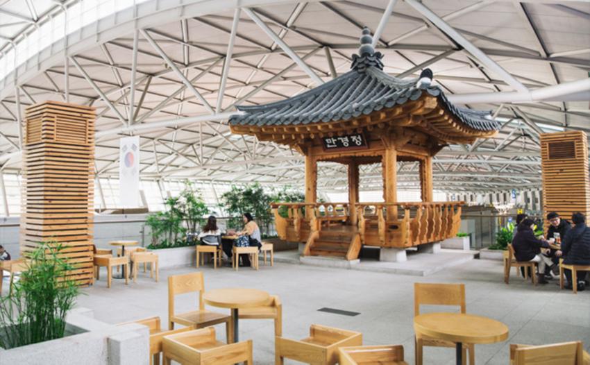 Calle de la Cultura Coreana.