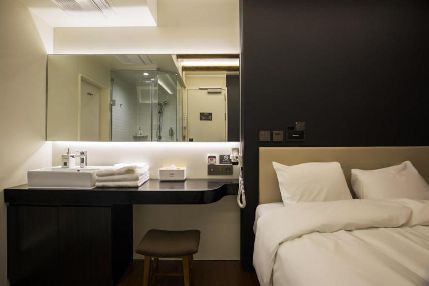 Una habitación de Darakhyu (cortesía de Walkerhill)