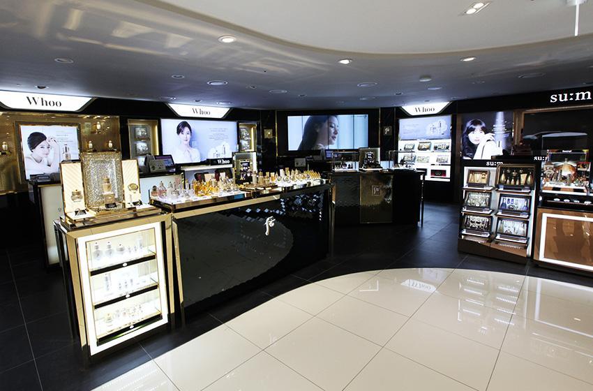 Магазин дьюти-фри SM в Сеуле, Магазин беспошлинной торговли SM Duty Free в Международном аэропорту Инчхон
