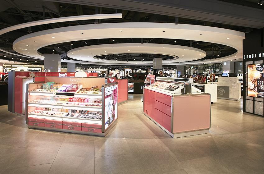 Магазин беспошлинной торговли Хёндэ в Торговом Центре COEX