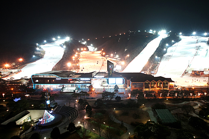 Vivaldi Park Ski World (Quelle:  (Quelle: Daemyung TP&E)