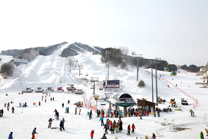 WELLI HILLI PARK滑雪场