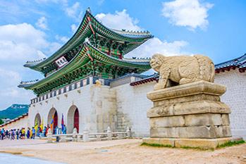 景福宫入口