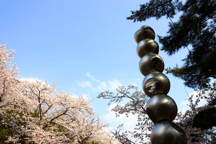 Jangboksan Sculpture Park
