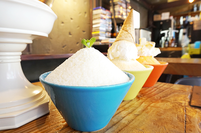 Enjoy a Cool Summer with Refreshing Bingsu!