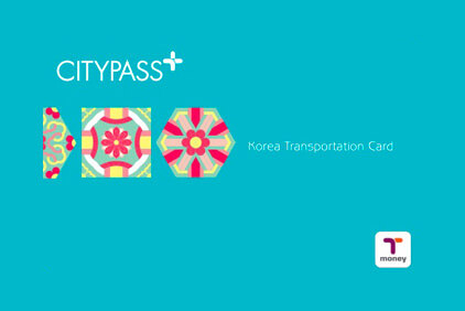 CITYPASS KOREA Transportation Card