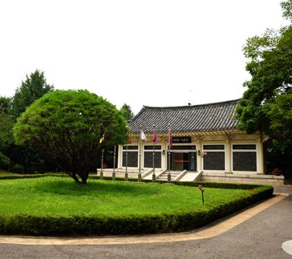 Sala Conmemorativa de la Gran Victoria de Haengju (cortesía de la Administración de Patrimonios Culturales)