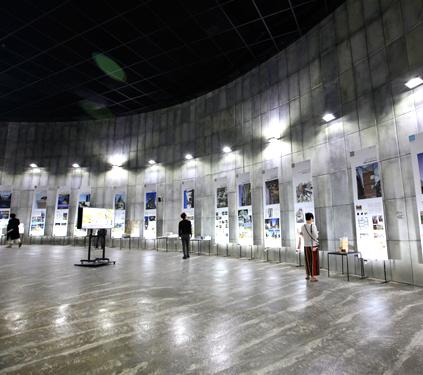 Parque de Cultura del Tanque de Petróleo de Mapo (cortesía del Ayuntamiento de Seúl)
