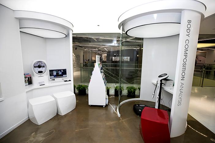 Centre de promotion du tourisme médical (aut, photo du haut : K-Style Hub)