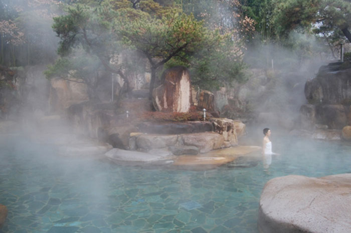 Winter Trips To Korean Hot Springs And Spas Official