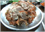 Korean Restaurant in Jangchung-dong