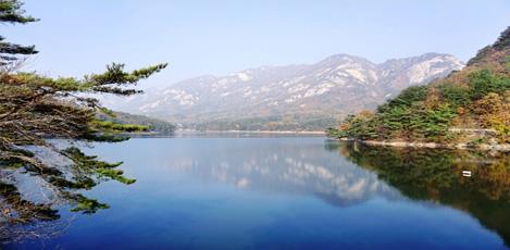 享受首尔近郊的秋季旅游胜地,抱川