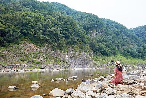 Meonguri Gorge