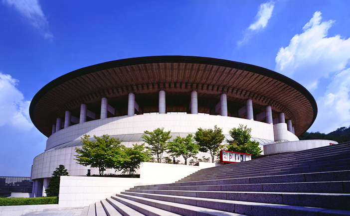 Opernhaus im Seoul Arts Center