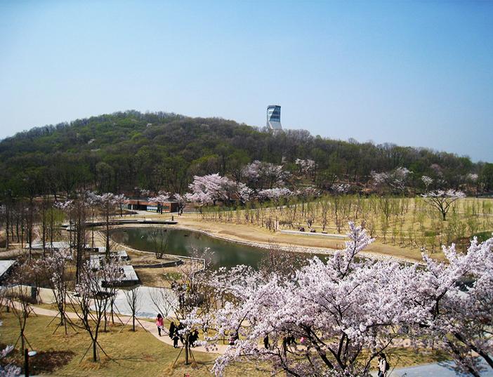 Seoul Forest (Credit: Seoul Metropolitan Government)