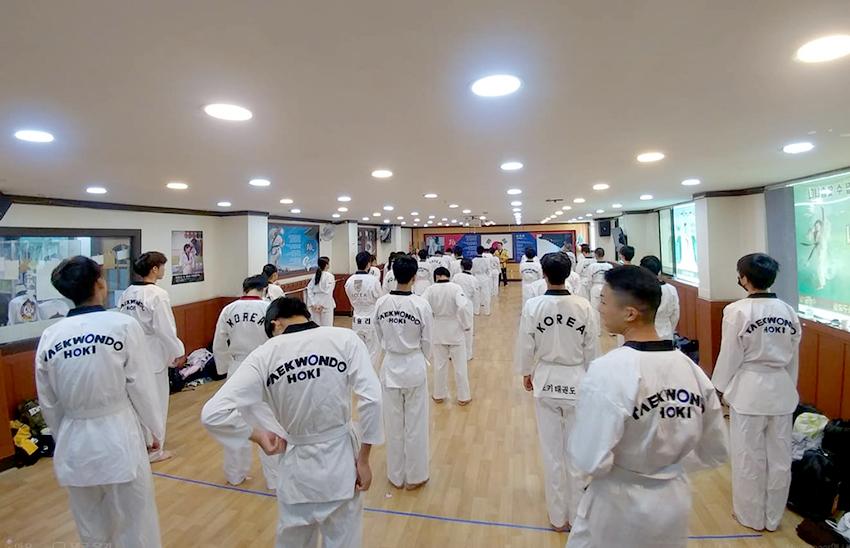 Международный центр тхэквондо Кымган (Источник: Международный центр тхэквондо Кымган)