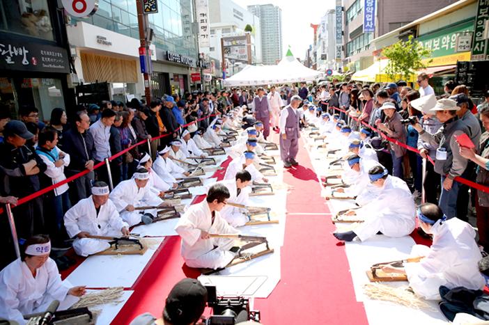大邱药令市韩方文化庆典