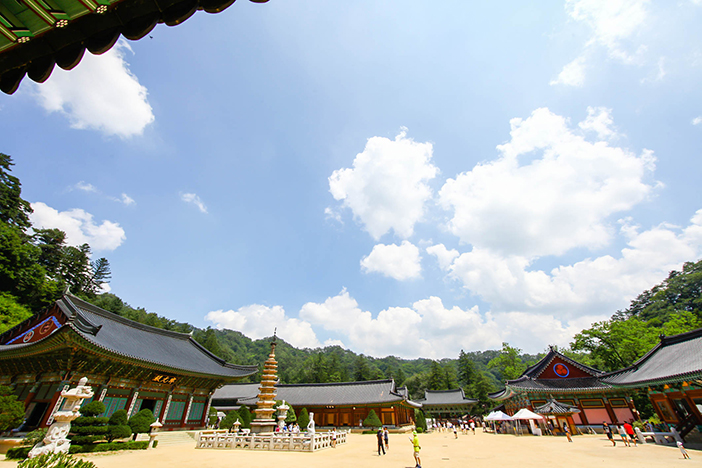 Temple Woljeongsa
