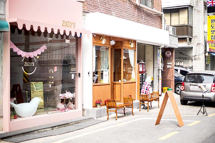 Straße Songnidan-gil