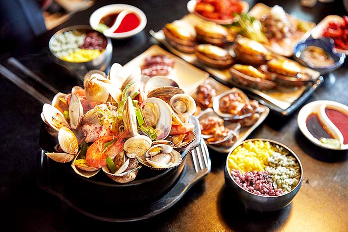 ヘムルタン(海鮮鍋)
