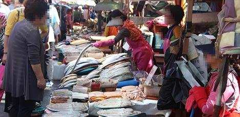 情と活気と旨いものに溢れてる!行ってみよう 「韓国の市場」