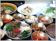 Korean Restanrant in Samcheong-dong