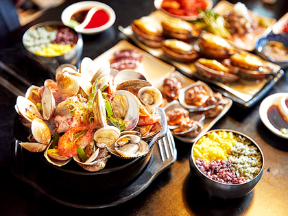 Delicias coreanas para refrescarse en verano