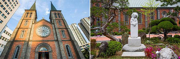 桂山(ケサン)聖堂