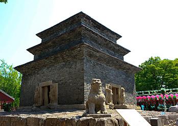 Stone Pagoda of Bunhwangsa