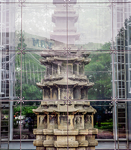 Photo: Ten-story Stone Pagoda<br />     of Wongaksa Temple