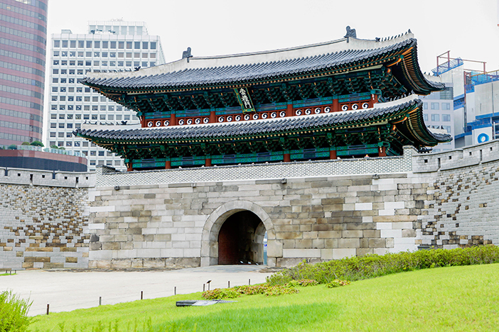 Photo: Sungnyemun Gate