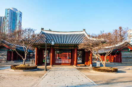Photo: Dongmyo Shrine