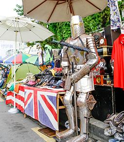 marché aux puces de Dongmyo