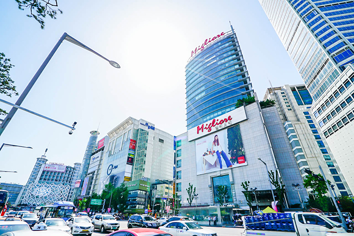 Photo: Dongdaemun Fashion Town