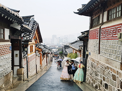 [Seoul, The Place Seoul] Insadong- a perfect start for a perfect trip