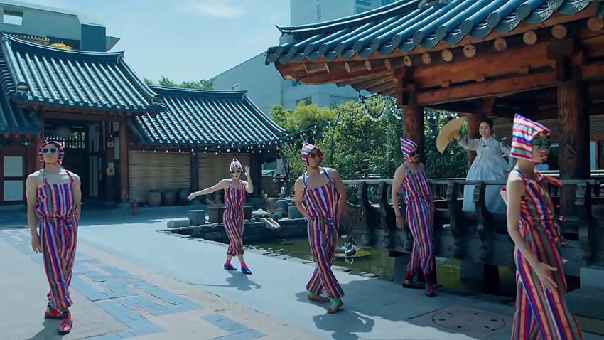 「感受韓國律動節奏 Feel the rhythm of Korea:全州篇」中登場的全州聲音文化館