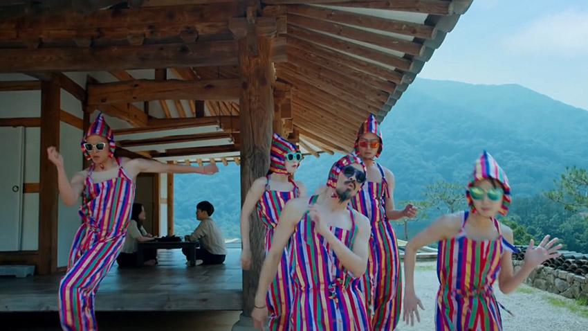 感受韓國律動節奏 Feel the rhythm of Korea:全州篇」中登場的 我園古宅
