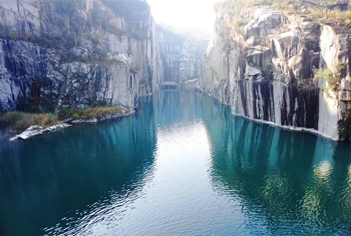 抱川Art Valley的天鑄湖