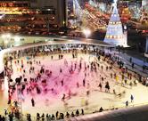 Las mejores pistas de patinaje y de trineo del área metropolitana de Seúl