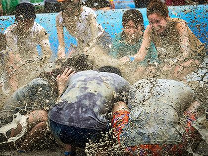 Festivales de verano en Corea 2020 <br />(de julio a agosto)