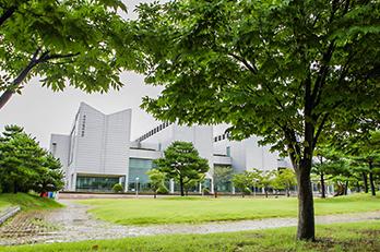 照片) 釜山市立美术馆外观