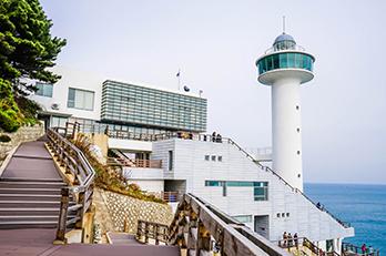 Photo: Taejongdae view