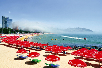 Photo: View of Haeundae Beach