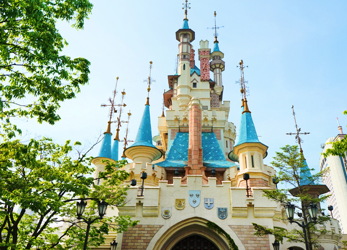 Lotte World's Magic Island